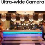 Samsung Galaxy A9 Wide-angle Camera